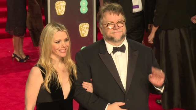 Guillermo del Toro at Royal Albert Hall on February 18 2018 in London England