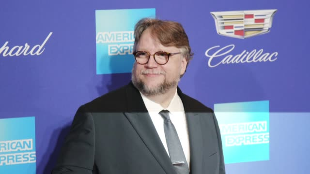 Guillermo del Toro at the 29th Annual Palm Springs International Film Festival Awards Gala at Palm Springs Convention Center on January 02 2018 in...