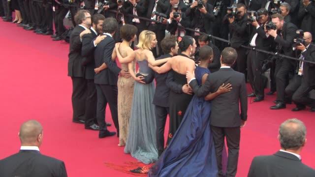Guillermo del Toro Jake Gyllenhaal Joel Coen Sophie Marceau Sienna Miller Xavier Dolan Rossy de Palma Rokia Traore Ethan Coen at Closing Ceremony 'La...