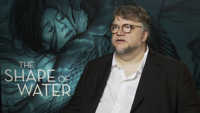 guillermo del toro on hollywood remaking films at 'the shape of water' - interview 74th venice international film festival on august 31, 2017 in... - 74th venice film festival stock videos & royalty-free footage