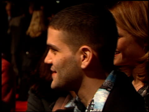 guillermo diaz at the 200 cigarettes premiere at paramount studios in hollywood california on february 10 1999 - paramount studios stock videos and b-roll footage