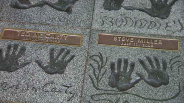 KTLA Guitar Center's Hollywood Rockwalk