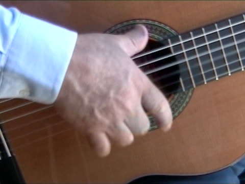guitar - original sound:  spanish flamenco music - pop musician stock videos and b-roll footage