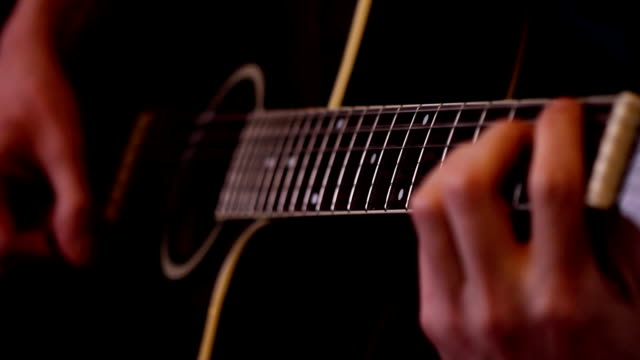 Guitariste (HD