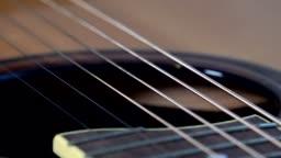 guitar studio shot