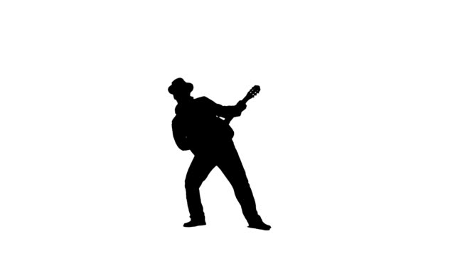guitarist - guitar stock videos & royalty-free footage