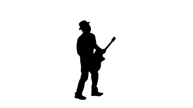 guitarist - country and western stock videos & royalty-free footage