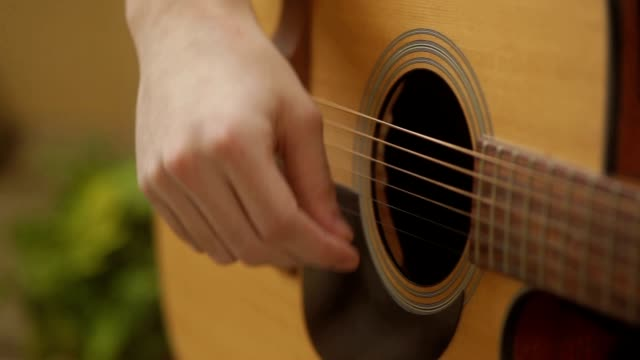guitarists playing - musical instrument string stock videos and b-roll footage