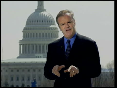 day 5 channel 4 news david smith the us view washington i/c - day 5 stock videos and b-roll footage