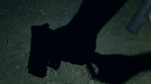 Gun shadow