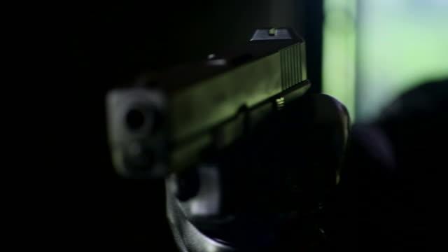 gun shooting - murder stock videos & royalty-free footage