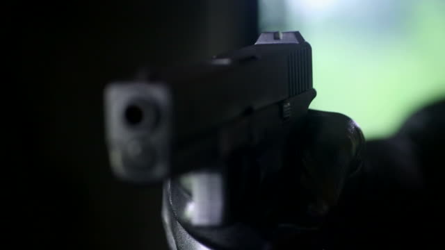 gun shooting - murder stock videos & royalty-free footage
