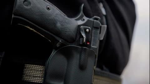 gun,close up - handgun stock videos & royalty-free footage