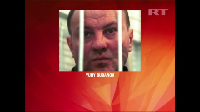 a gunman on friday shot dead russian army colonel yuri budanov who strangled to death an 18yearold chechen girl during the war in chechnya in a crime... - gunman stock videos and b-roll footage