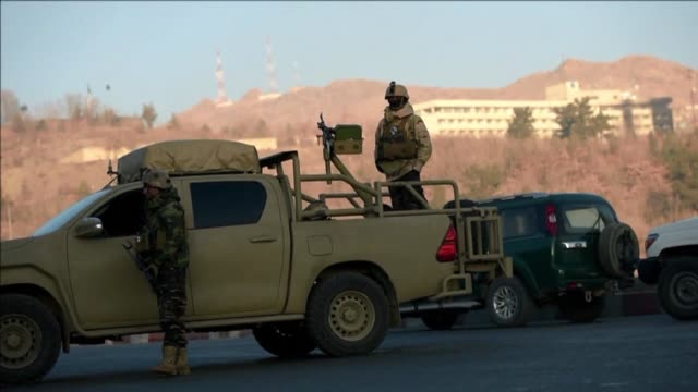 Gunmen have killed at least five people and wounded eight others in the attack of Kabul's Intercontinental Hotel officials say as panicked guests...