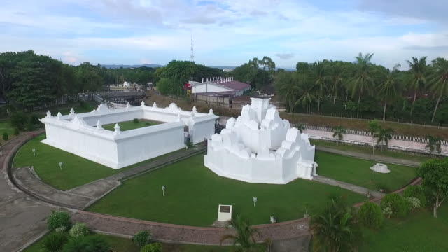 gunongan aceh. - queen royal person stock videos & royalty-free footage