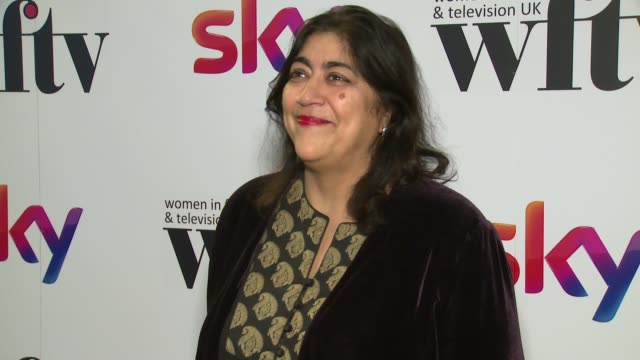 Gurinder Chadha at London Hilton on December 01 2017 in London England