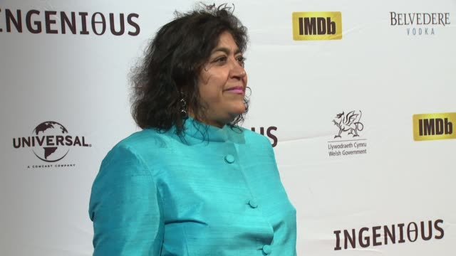 Gurinder Chadha on June 28 2016 in London England