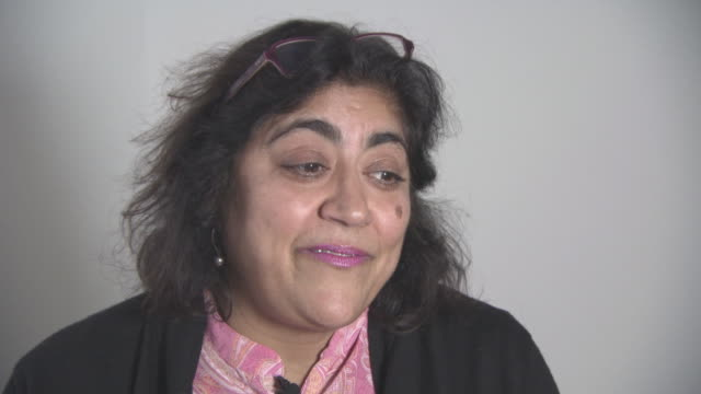 INTERVIEW Gurinder Chadha on Zayn Malik being an ambassador at British Asian Trust Awards ambassador interviews at Claridges Hotel on February 1 2016...