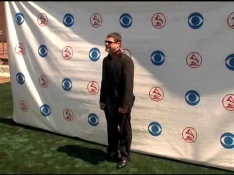 gustavo santaolalla at the 2004 latin grammy awards arrivals at the shrine auditorium in los angeles, california on september 1, 2004. - latin grammy awards stock videos & royalty-free footage
