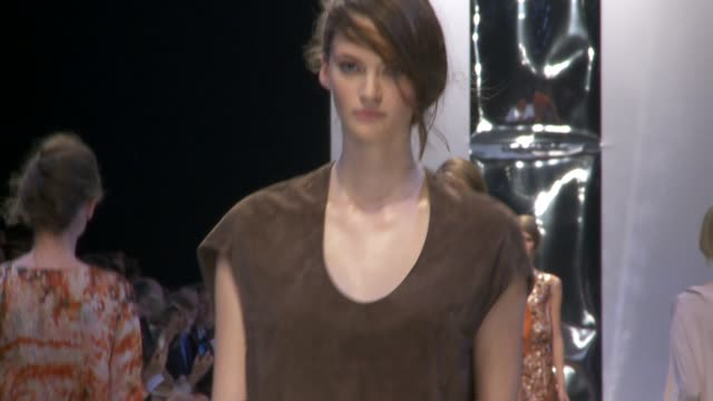 Guy Laroche Paris Fashion Week S/S 2011