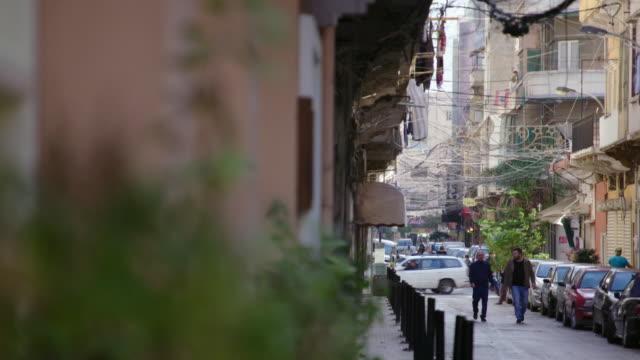 gvs bourj hammoud - eastern european culture stock videos & royalty-free footage