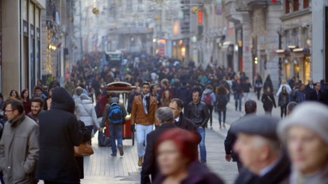 gvs european quarter istanbul - istanbul stock videos & royalty-free footage
