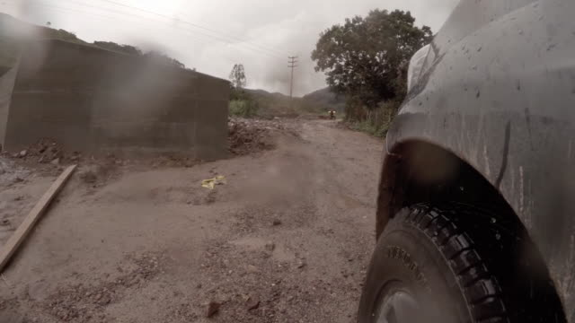stockvideo's en b-roll-footage met gvs from peru where cocaine production is on the rise and the military is intensifying operations to halt it - commercieel landvoertuig