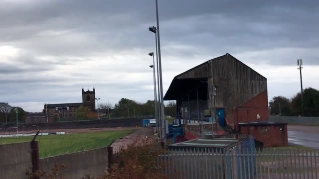 gvs of a rugby club in workington after a conservative think tank identified the town's men as a key voter demographic in the upcoming election... - population explosion stock videos & royalty-free footage