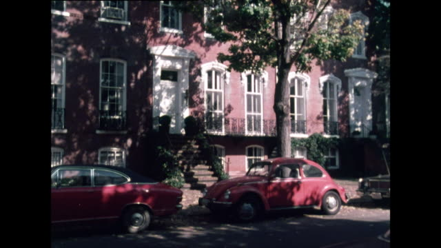 gvs of georgetown district of washington d.c. in 1976 - 1976 stock videos & royalty-free footage