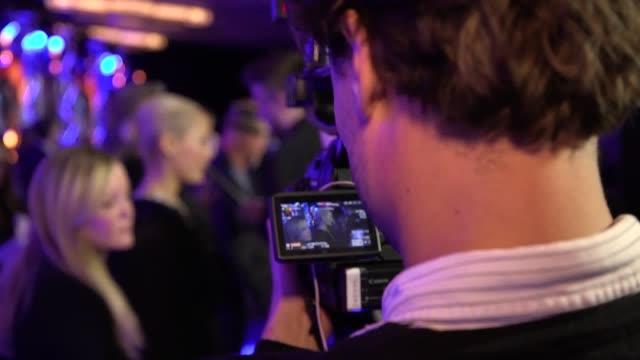 GVs of the Guradians of the Galaxy Vol 2 UK premiere ath the Hammersmith Apollo in London Stars of the film Chris Pratt Zoe Saldana Dave Bautista...