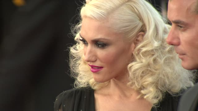 Gwen Stefani and Gavin Rossdale at the The Tree of Life Premiere 64th Cannes Film Festival at Cannes