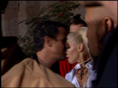 Gwen Stefani at the 2001 Billboard Music Awards at MGM Grand in Las Vegas Nevada on December 3 2001