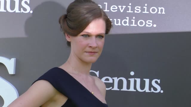gwendolyn ellis at the premiere of national geographic's 'genius' on april 24, 2017 in los angeles, california. - genius stock videos & royalty-free footage