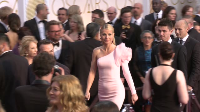 Gwyneth Paltrow at 87th Annual Academy Awards Arrivals at Dolby Theatre on February 22 2015 in Hollywood California