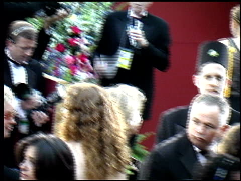 gwyneth paltrow at the 2002 academy awards arrivals at the kodak theatre in hollywood california on march 24 2002 - 2002 stock-videos und b-roll-filmmaterial