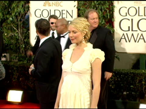 gwyneth paltrow at the 2006 golden globe awards arrivals at the beverly hilton in beverly hills california on january 16 2006 - gwyneth paltrow stock videos and b-roll footage