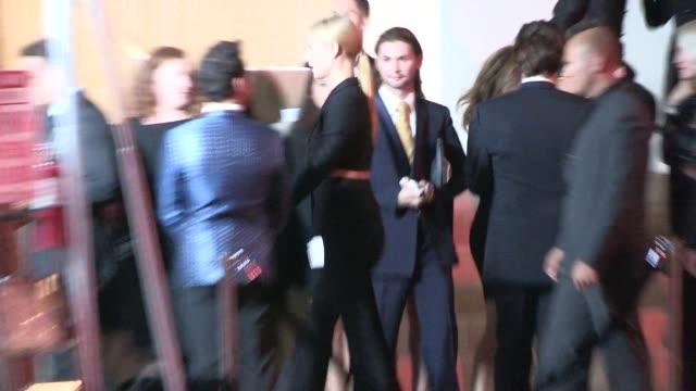 gwyneth paltrow at the amfar inspiration gala at milk studios in los angeles in celebrity sightings in los angeles - gwyneth paltrow stock videos and b-roll footage