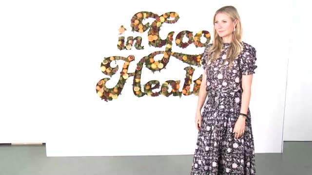 Gwyneth Paltrow at the In goop Health Summit at 3LABS on June 09 2018 in Culver City California