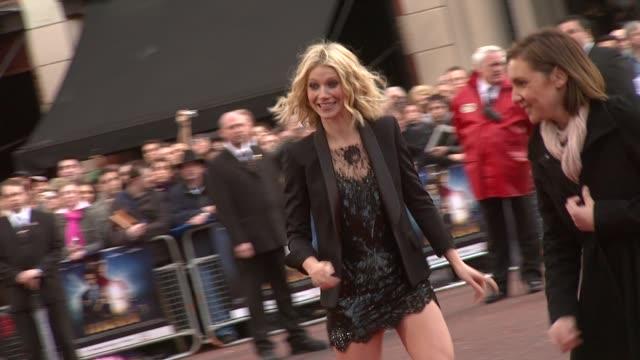 Gwyneth Paltrow at the Iron Man London Premiere at London