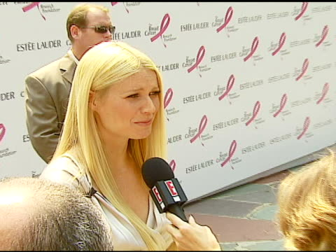 gwyneth paltrow at the luncheon hosted by aerin lauder in honor of gwyneth paltrow and the 'pleasures of gwyneth paltrow' limited edition collection... - aerin lauder stock videos & royalty-free footage