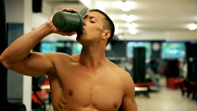 gym - protein stock videos & royalty-free footage