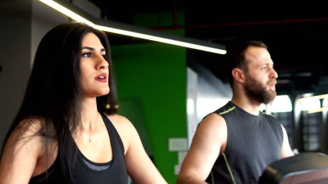 Gym workout -