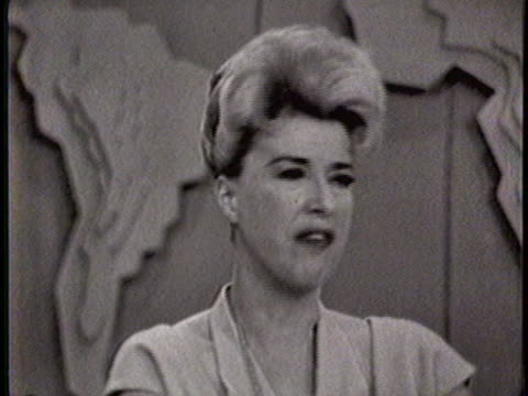 gypsy rose lee appears on the today show 35th anniversary program in new york. - caucasian appearance stock videos & royalty-free footage