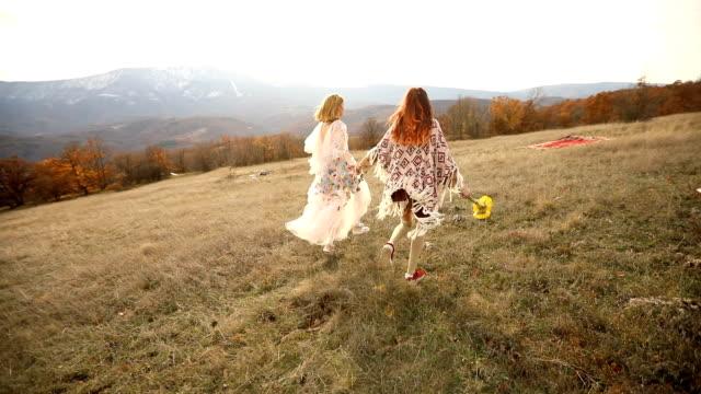 Gypsy-Frauen