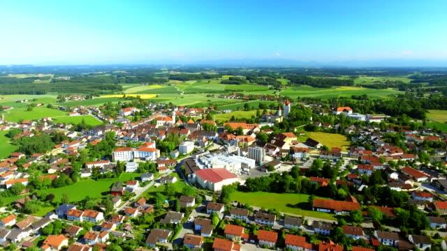 Haag Town In Upper Bavaria