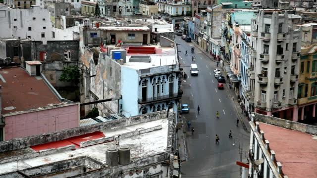 Habana Old City in Cuba