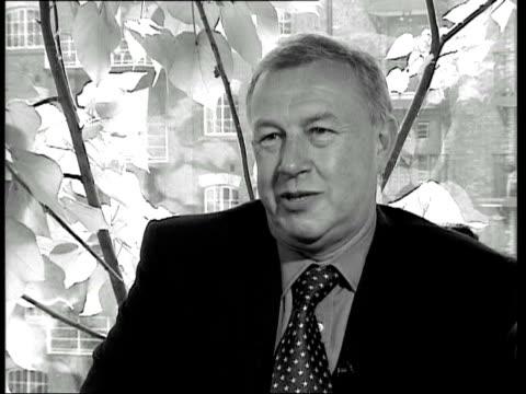 40th anniversary LIB ENGLAND London Sir Terence Conran