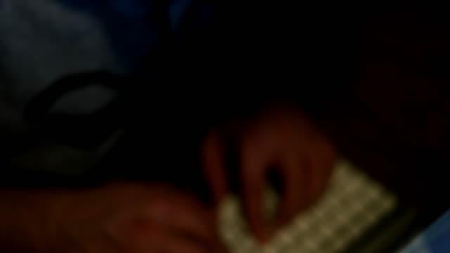 hacker attacking internet - burglar stock videos & royalty-free footage