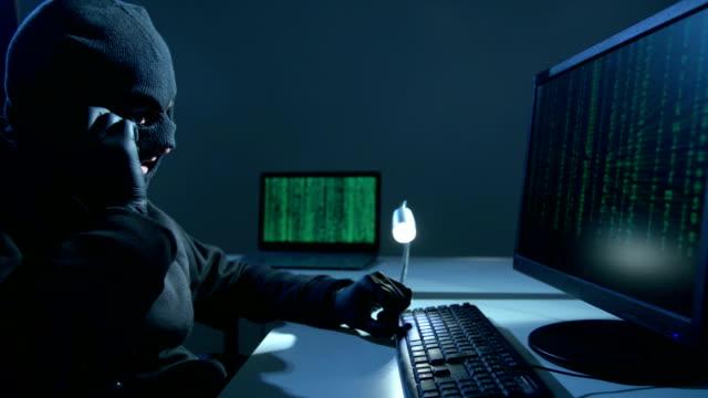 Hacker chanteren
